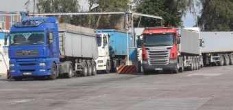 "Notice for truck drivers entering the territory of KJKK ""Bega"" due to the quarantine declared"